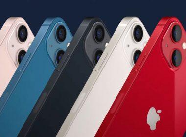 iPhone 13、iPhone 13 Mini揭曉!強化電影般的影片拍攝效果、儲存容量與電力均有提昇 @LPComment 科技生活雜談