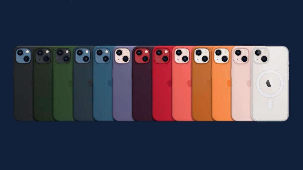 iPhone 13、iPhone 13 Mini揭曉!強化電影般的影片拍攝效果、儲存容量與電力均有提昇
