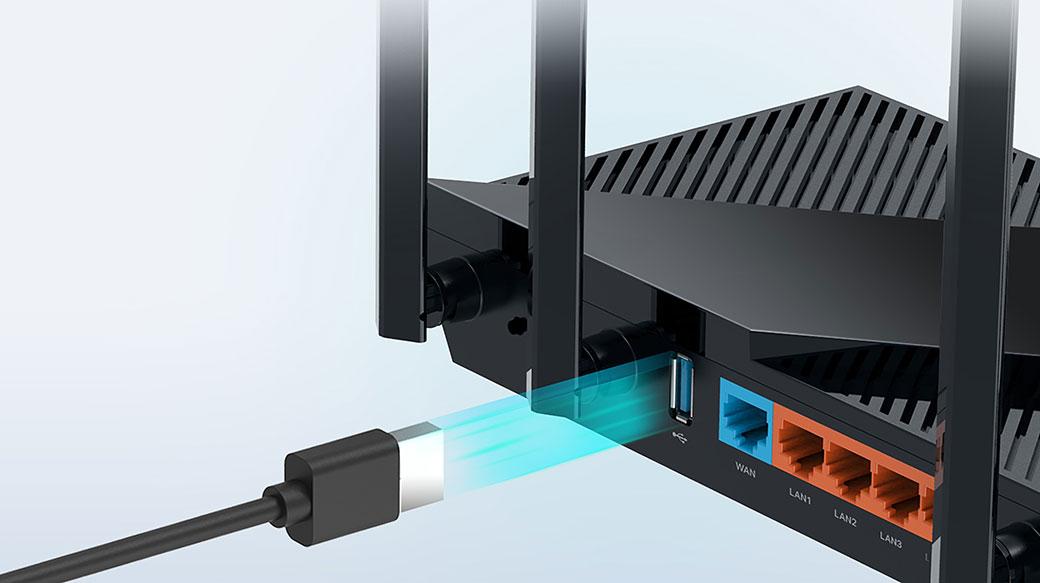 TP-Link在台推出新款Wi-Fi 6家用路由器Archer AX55