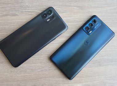 Moto edge 20 pro、edge 20 fusion登台!144Hz螢幕、S870處理器、108MP相機規格搭載!售價很親民 @LPComment 科技生活雜談