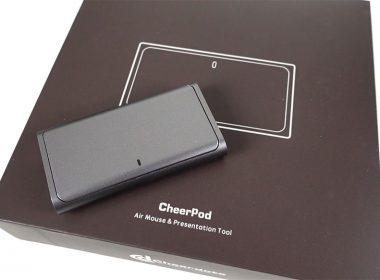 Cheerpod智慧滑鼠開箱:超輕超小、桌面與空中兩用!藍牙滑鼠+觸控板+簡報筆3合1商務神器 @LPComment 科技生活雜談