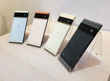 Google Pixel 6、Pixel 6 Pro實機動手玩,兩款該怎麼選? @LPComment 科技生活雜談