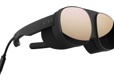 HTC發表「沉浸式VR眼鏡」VIVE Flow,強調輕巧便攜與配戴舒適 @LPComment 科技生活雜談